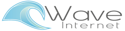 Wave Internet Logo
