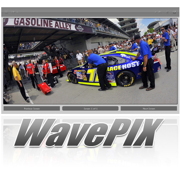 WavePIX Photo Gallery Software